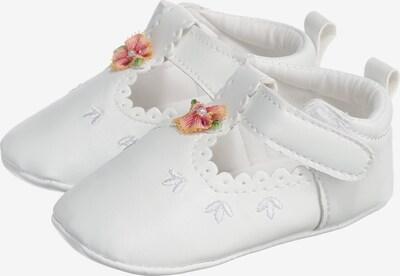MAXIMO Schuhe in weiß, Produktansicht