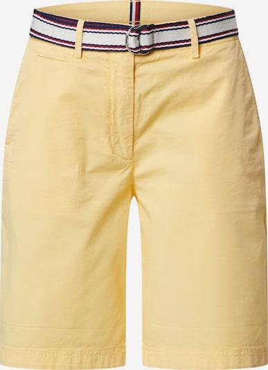 TOMMY HILFIGER Bermudas in gelb, Produktansicht