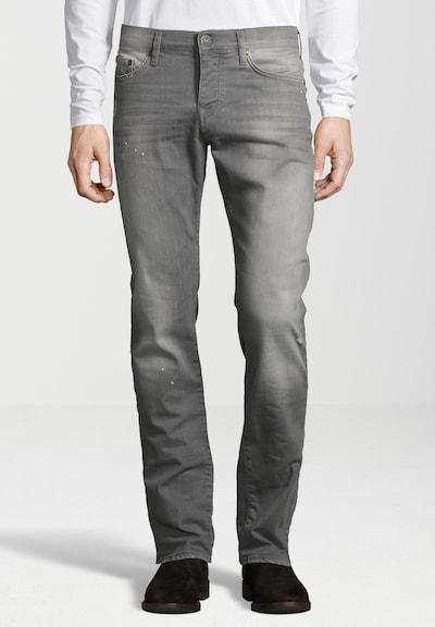 True Religion Jeans NEW ROCCO in grau: Frontalansicht