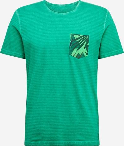 TOM TAILOR T-Shirt in grün, Produktansicht