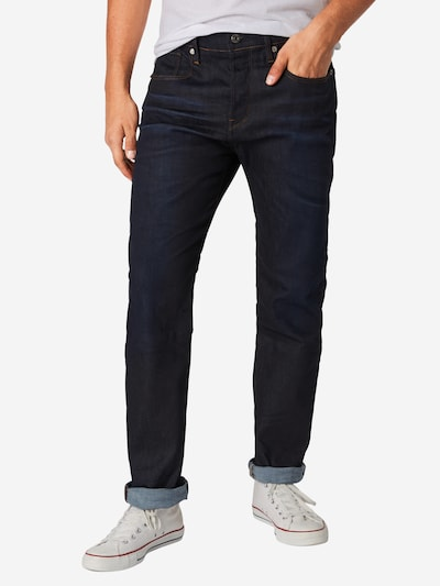 G-Star RAW Jeans in black denim, Modelansicht