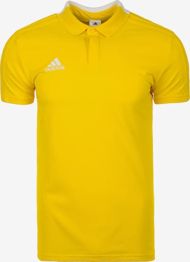 ADIDAS PERFORMANCE Functioneel shirt 'Condivo 18 Cotton' in de kleur Geel, Productweergave
