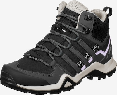 ADIDAS PERFORMANCE Boots en gris / noir, Vue avec produit