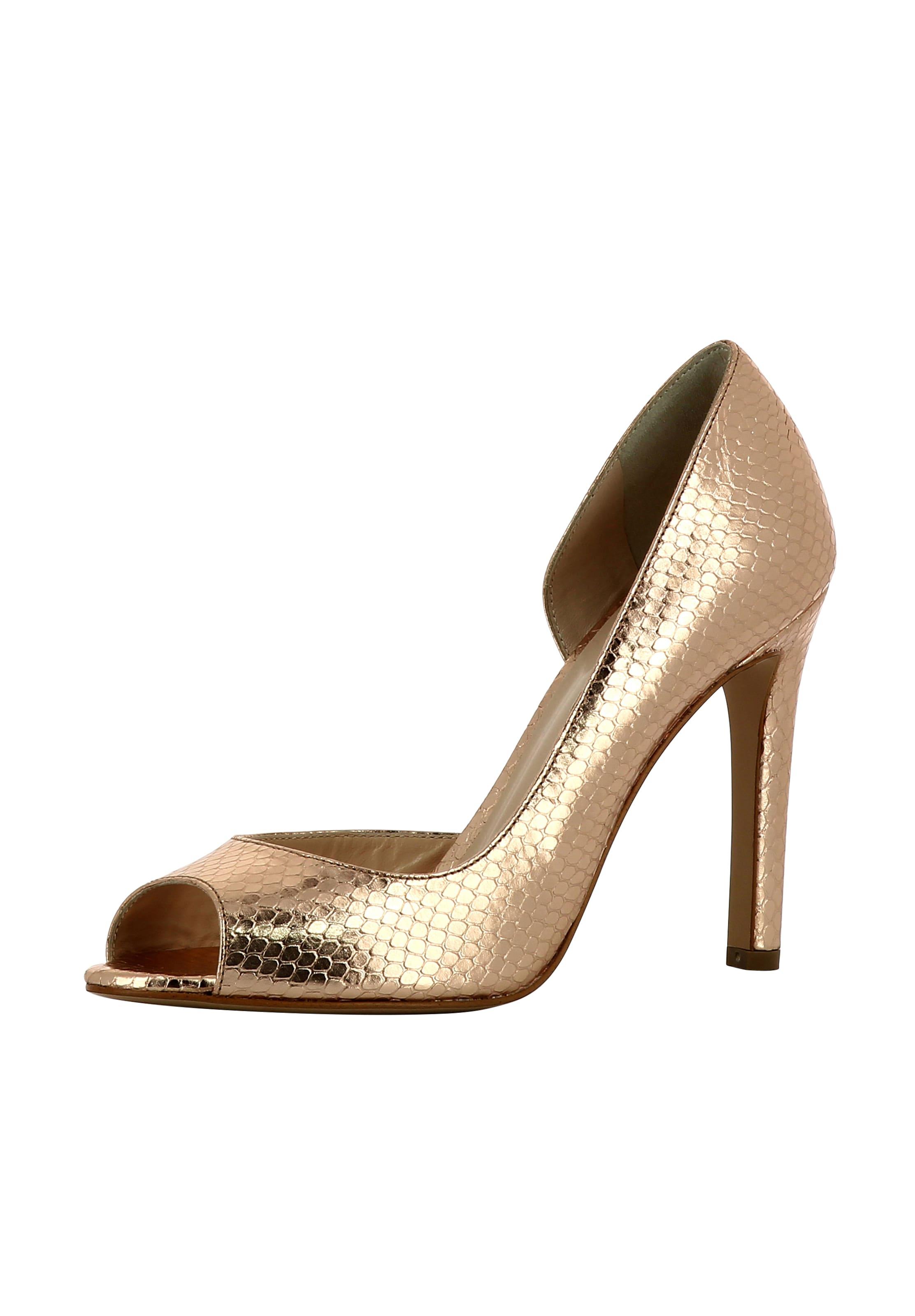 EVITA Peeptoe Verschleißfeste billige Schuhe Hohe Qualität