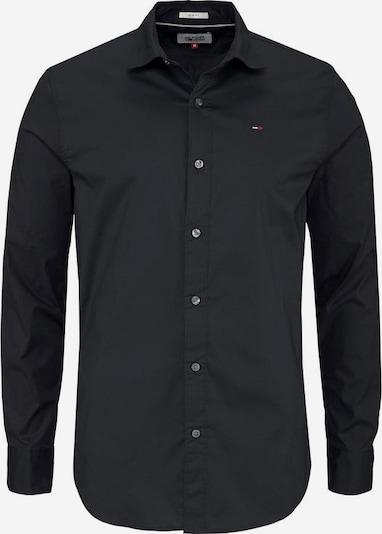 Tommy Jeans Overhemd in de kleur Zwart, Productweergave