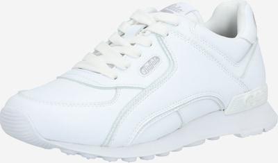 BUFFALO Sneaker 'LOKE U' in weiß: Frontalansicht