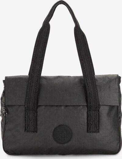 KIPLING Laptoptasche 'Basic Plus Perlani' in dunkelgrau / schwarz, Produktansicht