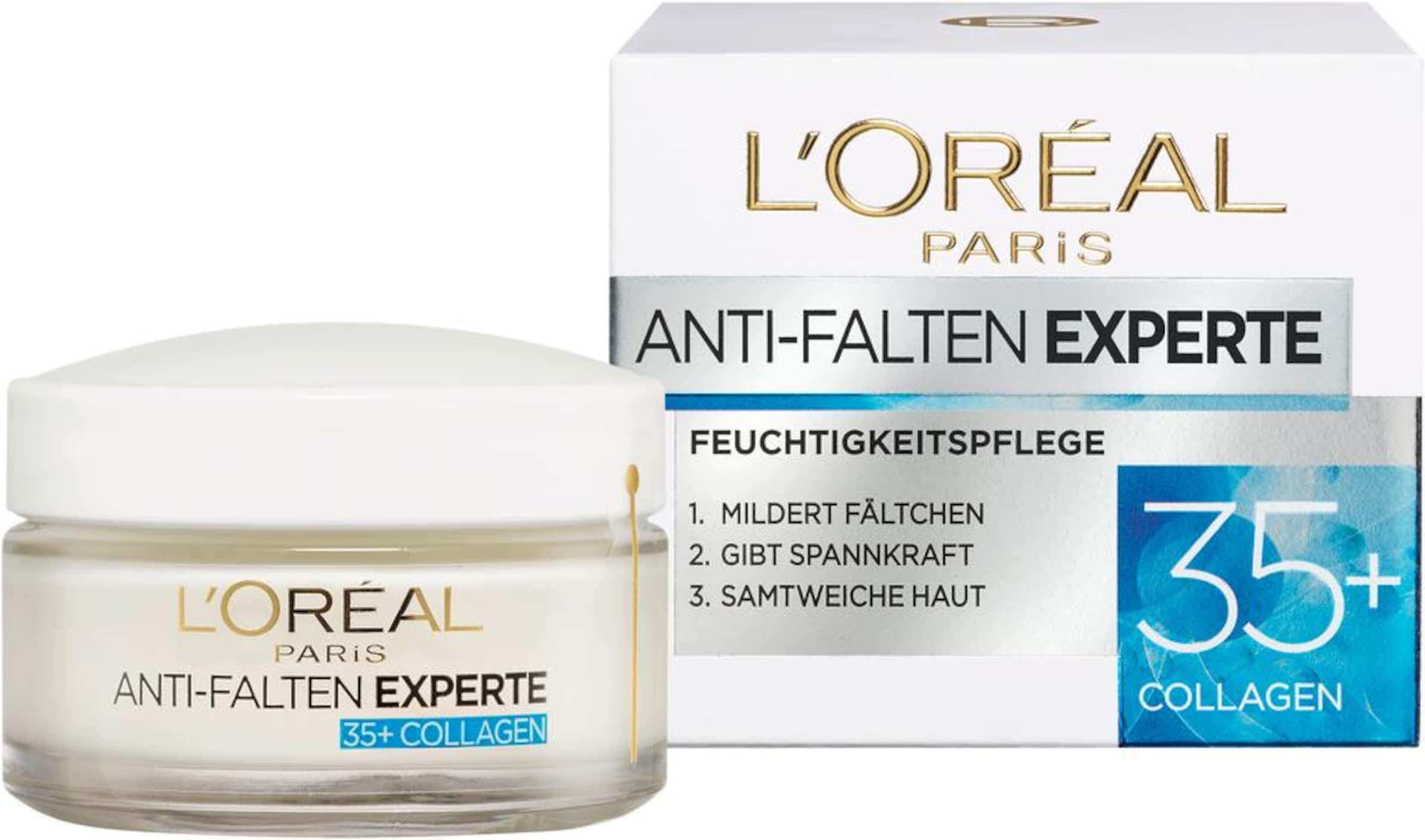 L'Oréal Paris 'Anti-Falten-Expert Collagen 35+', Gesichtspflege