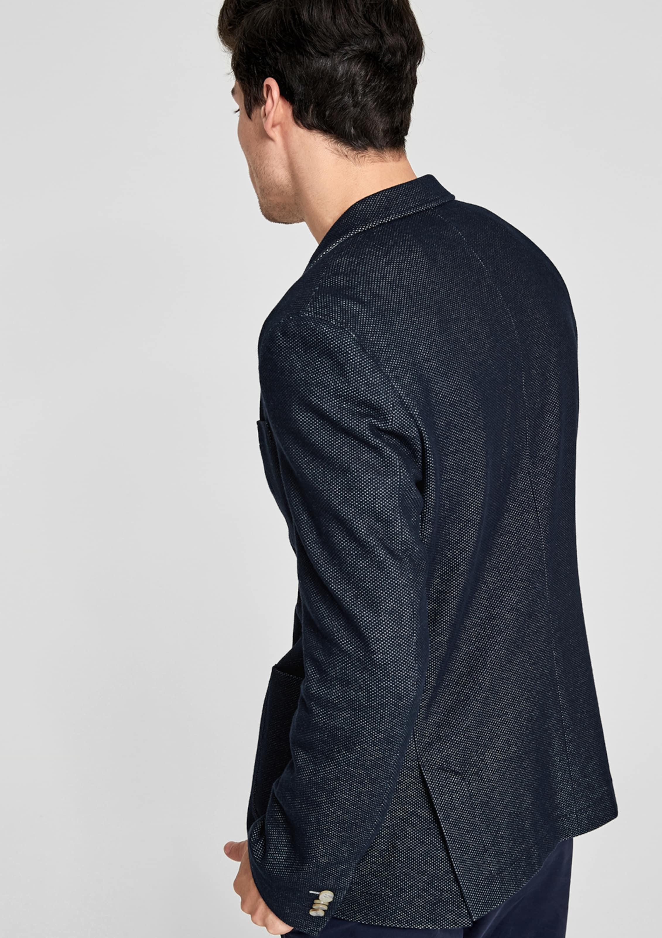 Billig Bester Laden Zu Bekommen Authentisch Zu Verkaufen s.Oliver BLACK LABEL Modern Fit: Sakko mit Wabenstruktur Aus Deutschland Günstigem Preis dqJfHGpi