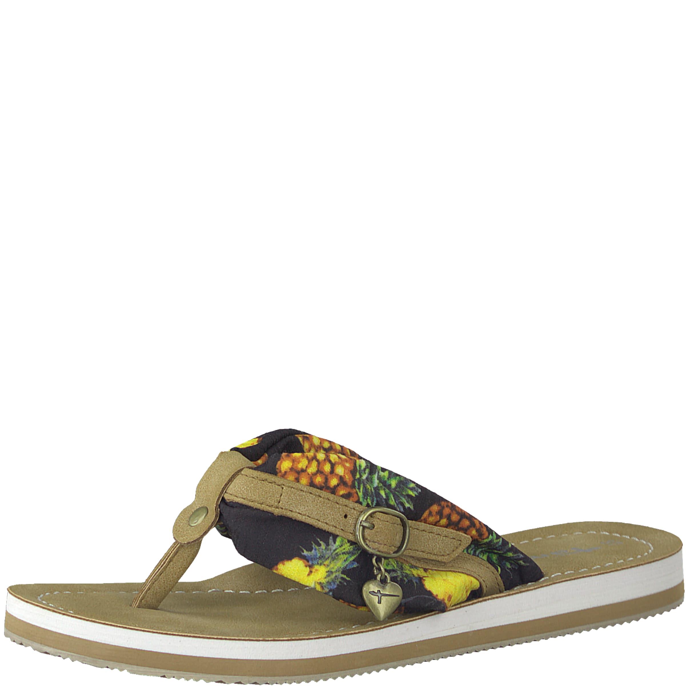 Haltbare Mode Schuhe billige Schuhe TAMARIS | Sandale 'Anhänger' Schuhe Mode Gut getragene Schuhe 5ddd39