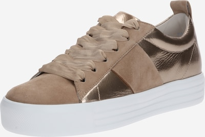Kennel & Schmenger Sneaker 'Up' in beige / gold, Produktansicht
