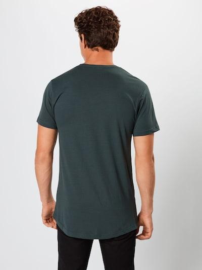 Marškinėliai iš Urban Classics , spalva - tamsiai žalia: Vaizdas iš galinės pusės