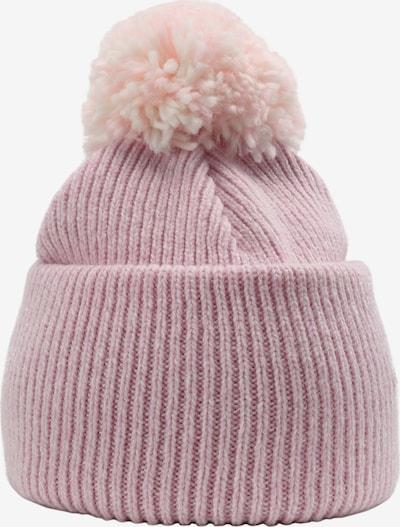 Sätila of Sweden Strickmütze 'Karin' in rosa, Produktansicht