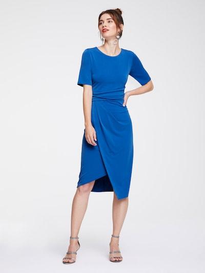 heine Kleid in blau, Modelansicht