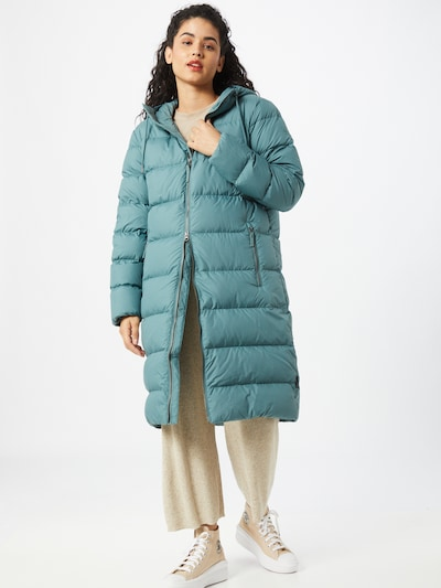 JACK WOLFSKIN Outdoor kaput 'Crystal Palace' u pastelno plava, Prikaz modela