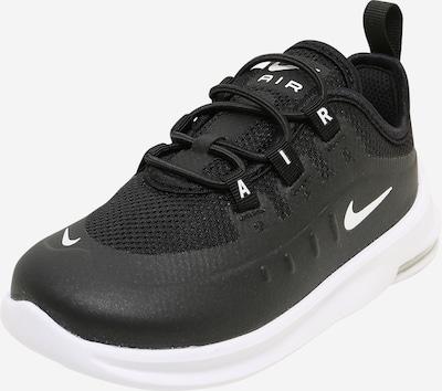 Nike Sportswear Schuhe 'AIR MAX AXIS' in schwarz / weiß, Produktansicht