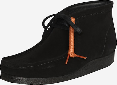 Clarks Originals Kozačky 'Wallabee' - černá, Produkt