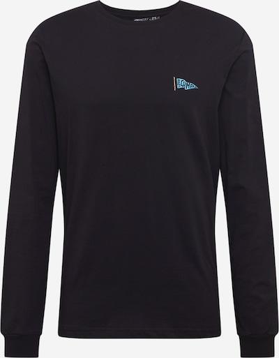 Picture Organic Clothing Functioneel shirt 'Buckaroo' in de kleur Nude / Lichtblauw / Donkerbruin / Pasteloranje / Zwart, Productweergave