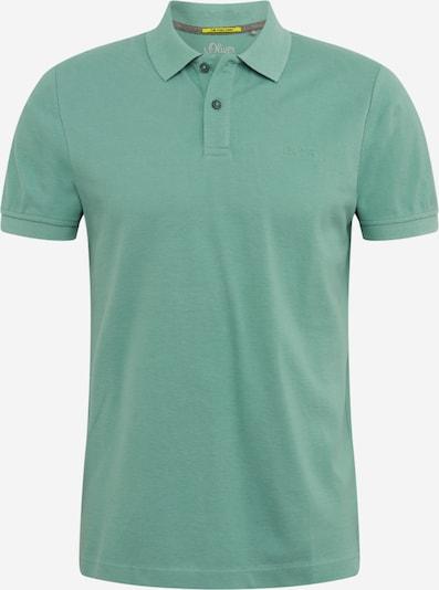 s.Oliver Poloshirt in pastellgrün, Produktansicht