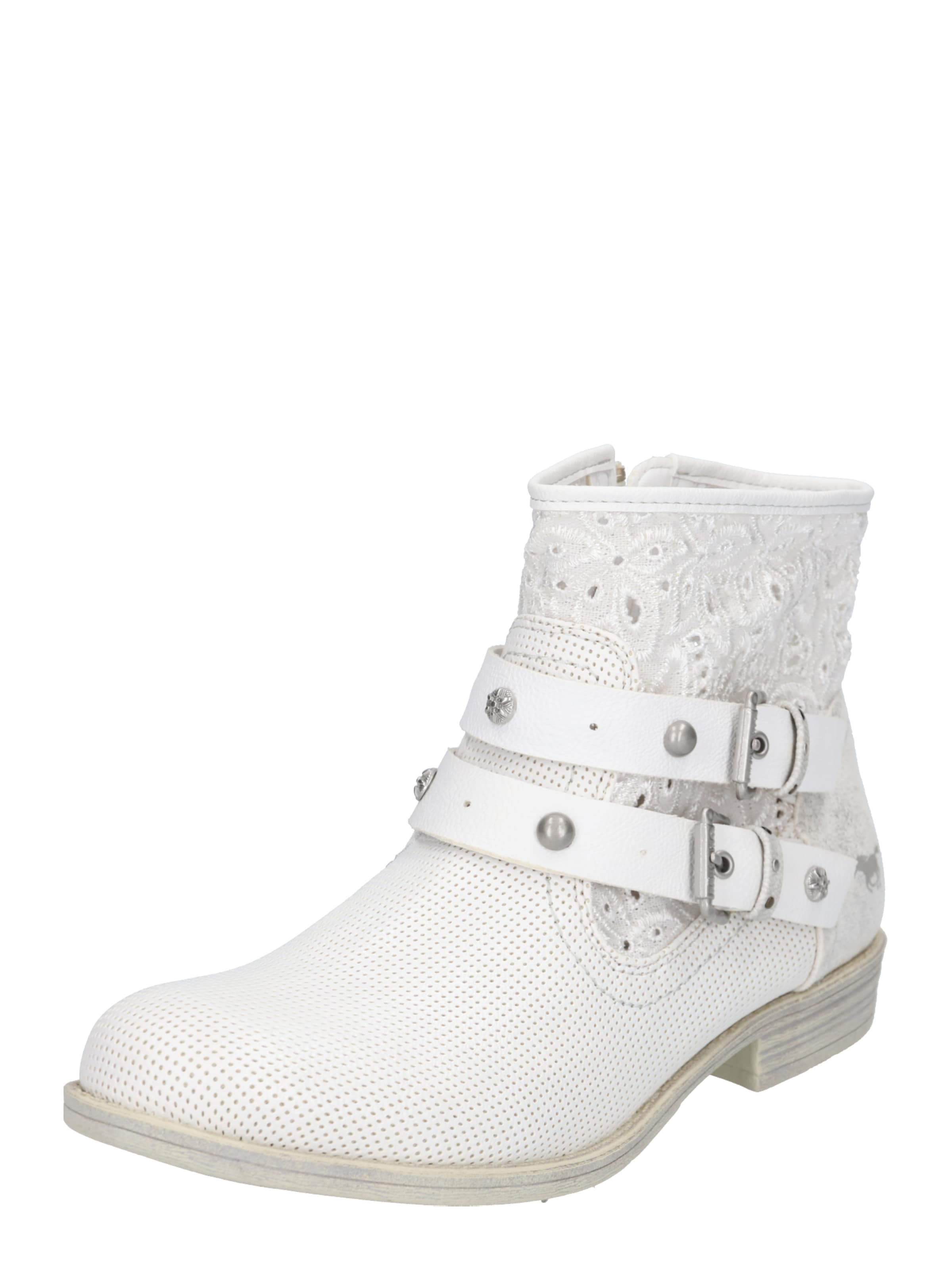 In Mustang Mustang Offwhite Stiefelette In Offwhite Stiefelette Stiefelette Offwhite In In Mustang Stiefelette Mustang wTXukZPiO