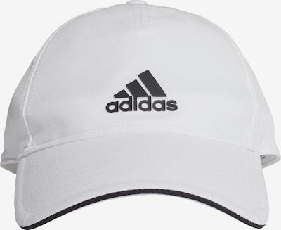 ADIDAS PERFORMANCE Cap in schwarz / weiß, Produktansicht