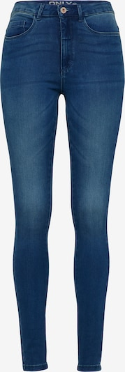 ONLY Jeans 'Royal High Skinny' in de kleur Blauw, Productweergave