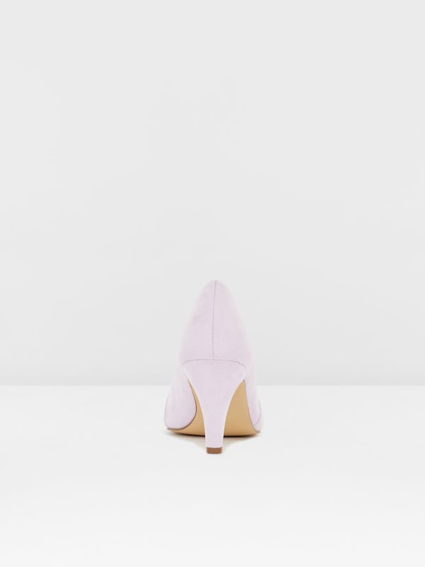 Bianco Slip-on Pumps