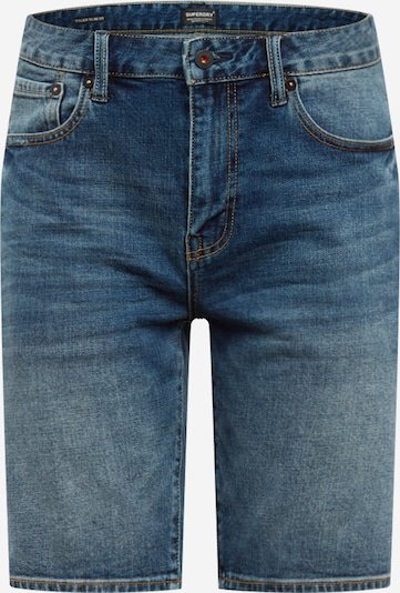Superdry Pantalon '02 Tyler' en bleu foncé, Vue avec produit