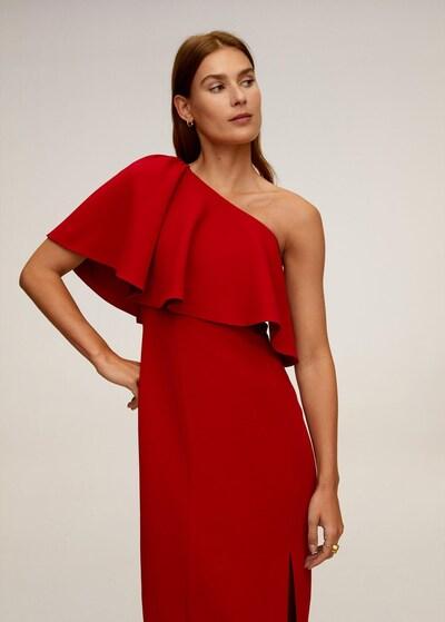 MANGO Kleid 'palachin' in rot, Modelansicht