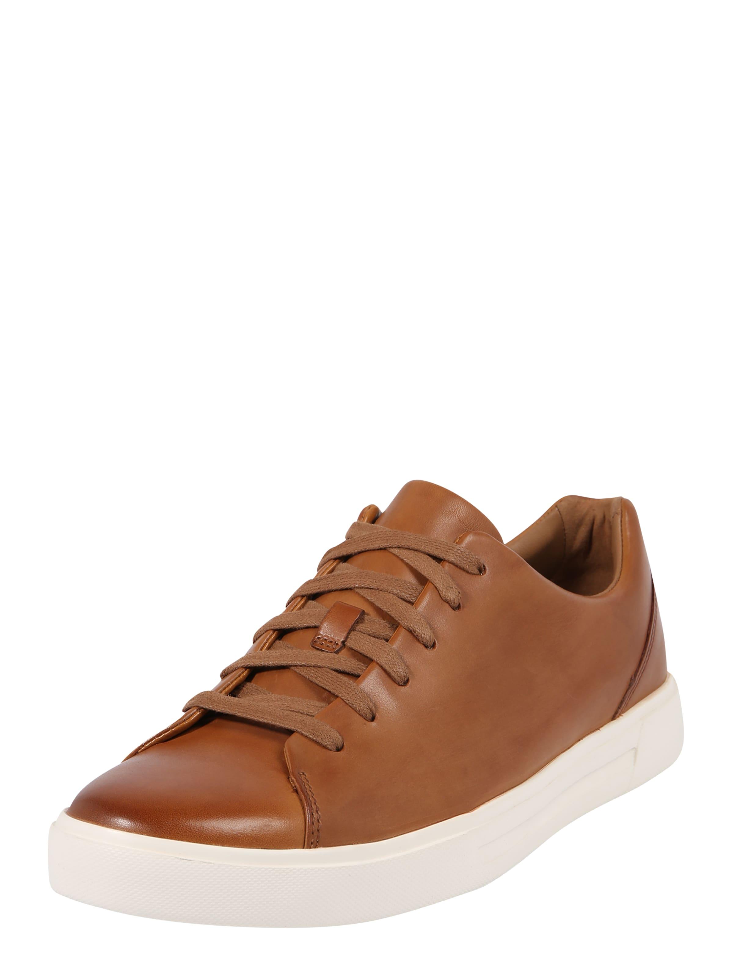 Cognac Clarks 'un Lace' Sneaker Costa In UzVjqSpLGM