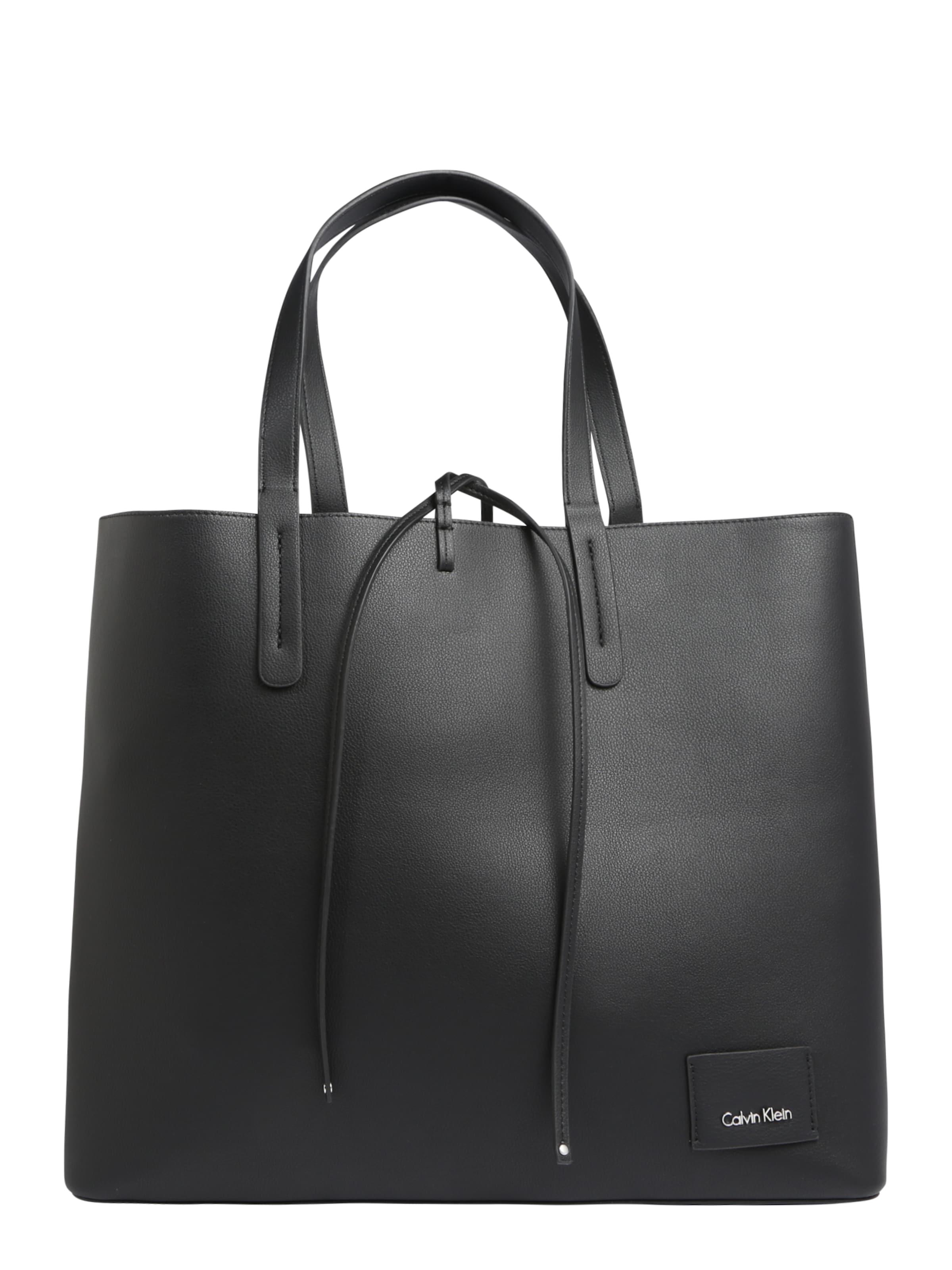 Calvin Klein Client « Réversible » Noir / Blanc 5rwyoBJpk