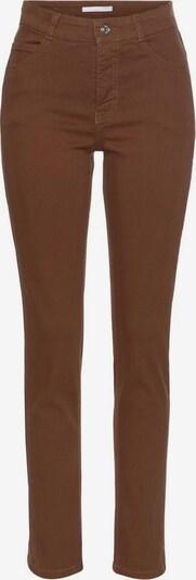 MAC Jeans 'Melanie Divided' in braun, Produktansicht