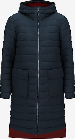 Finn Flare Mantel in nachtblau, Produktansicht