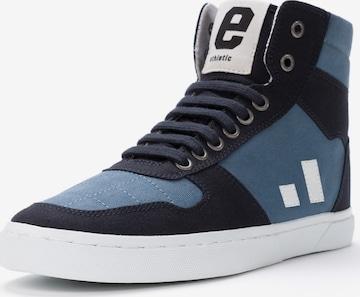 Ethletic High-Top Sneakers 'Fair Hiro II' in Blue