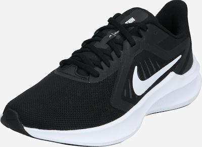 NIKE Tekaški čevelj 'Downshifter 10' | črna / bela barva, Prikaz izdelka