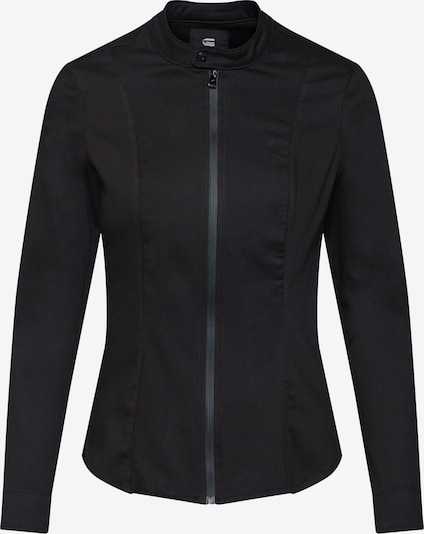 G-Star RAW Blouse 'Lynn lunar' in de kleur Black denim, Productweergave