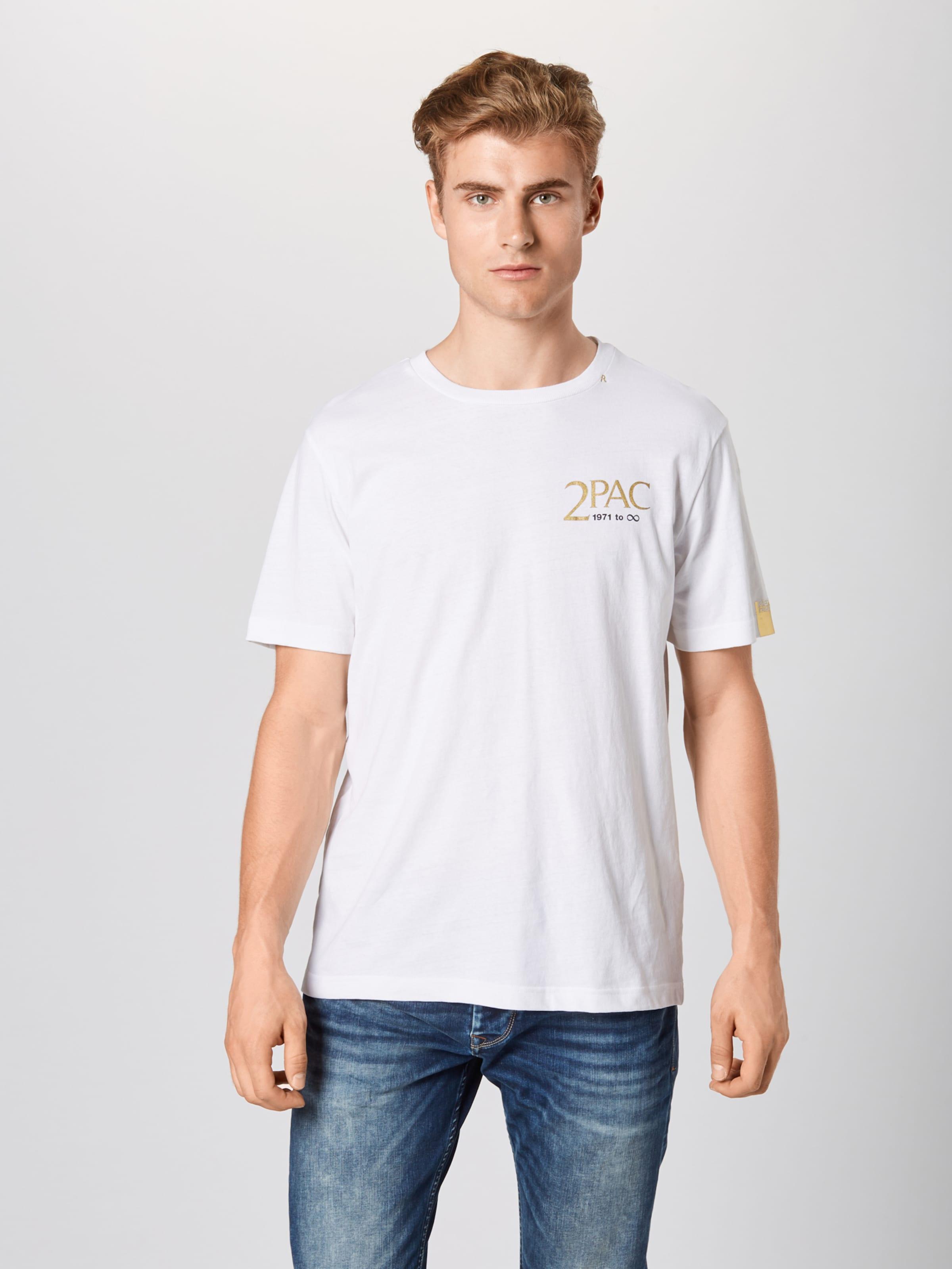 Weiß Replay Replay Shirt Shirt In 0wO8nXPk