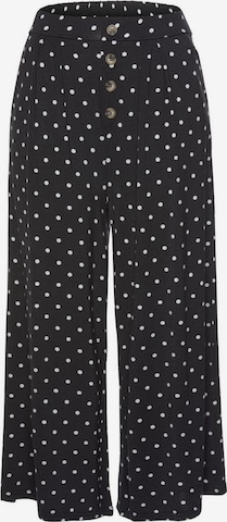 LASCANA - Pantalón en negro