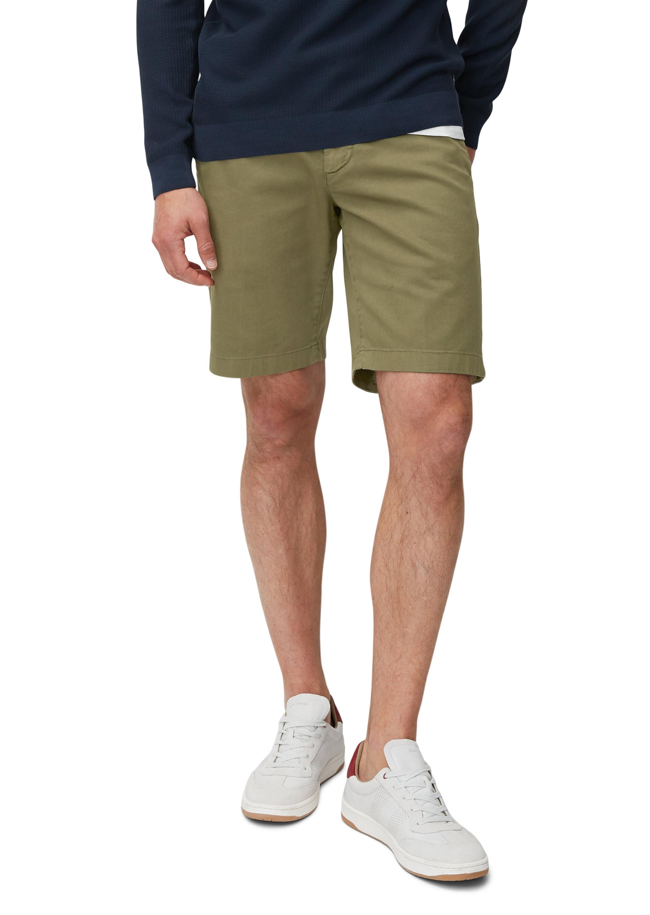 Chino Oliv O'polo Marc shorts 'salo' In iXTOkPZulw