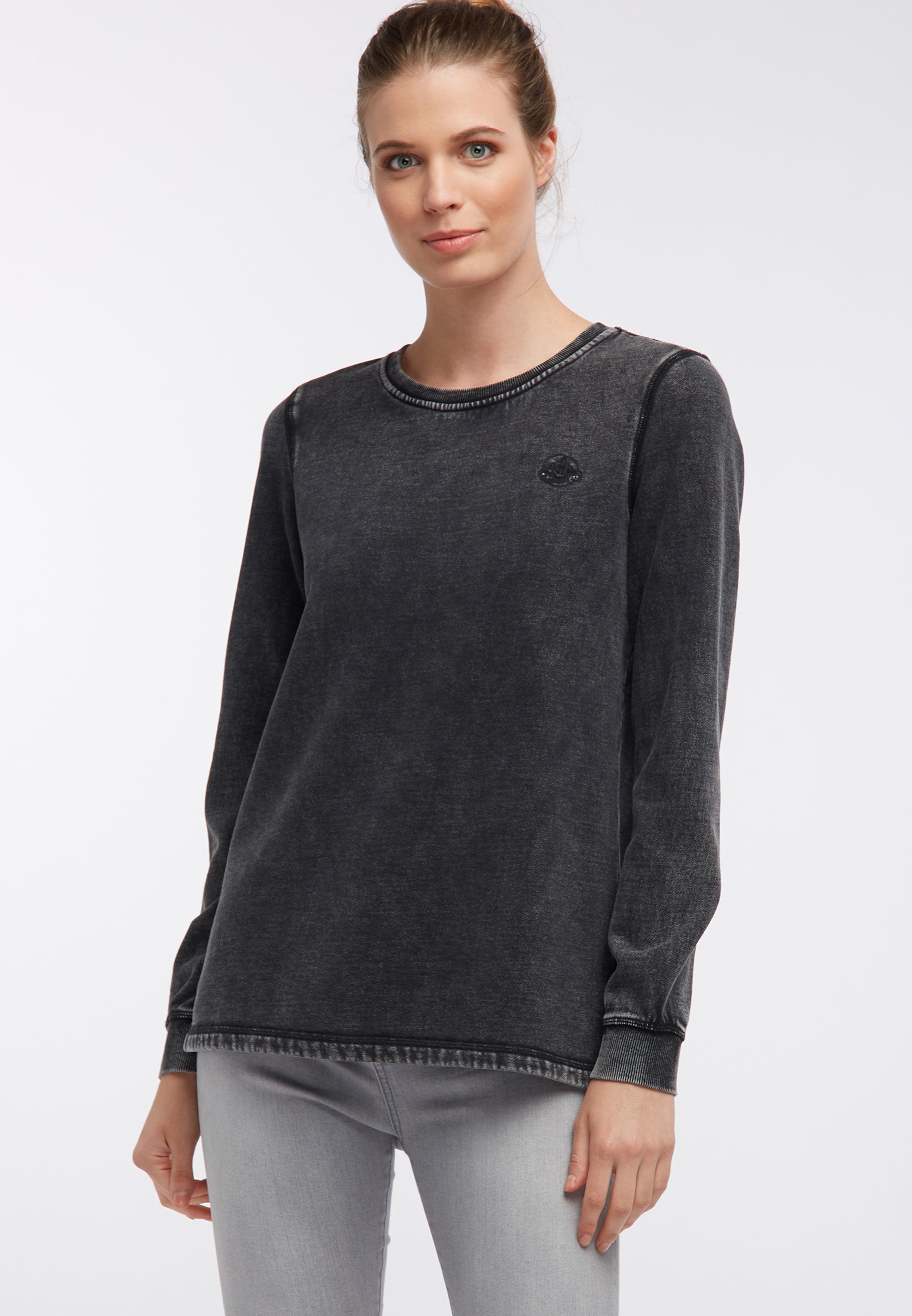Sweatshirt In Dreimaster Sweatshirt In Schwarz Dreimaster Dreimaster Schwarz Sweatshirt SzpGUVqM