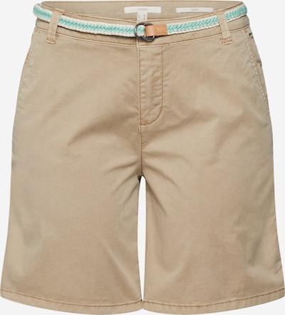 ESPRIT Shorts in beige, Produktansicht
