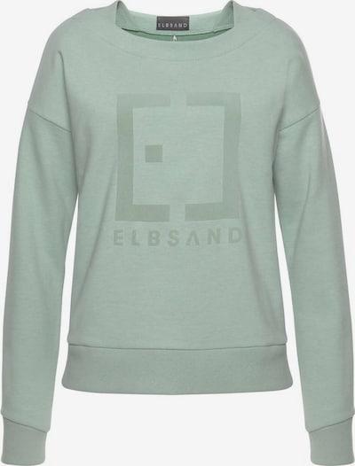 Elbsand Sweatshirt in mint, Produktansicht