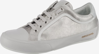Candice Cooper Cecil Sneakers Low in hellgrau / silber / weiß, Produktansicht