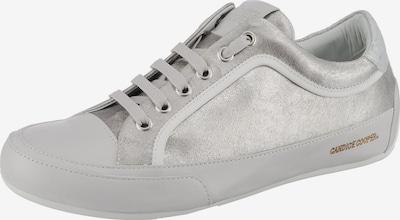 Candice Cooper Cecil Sneakers Low in hellgrau / silber / weiß, Produktansicht