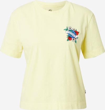 QUIKSILVER Shirt in de kleur Geel, Productweergave