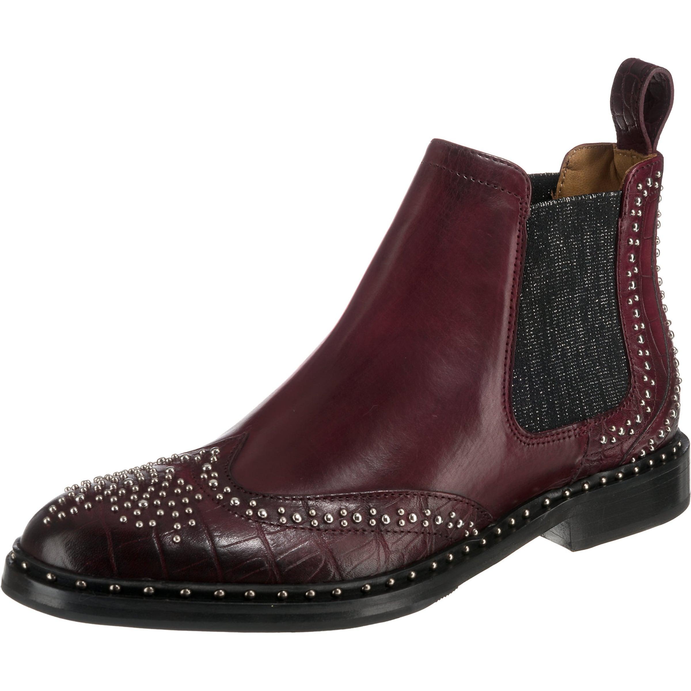 In Kirschrot Chelsea 'sally 45' Boots Melvinamp; Hamilton Jcl1KF