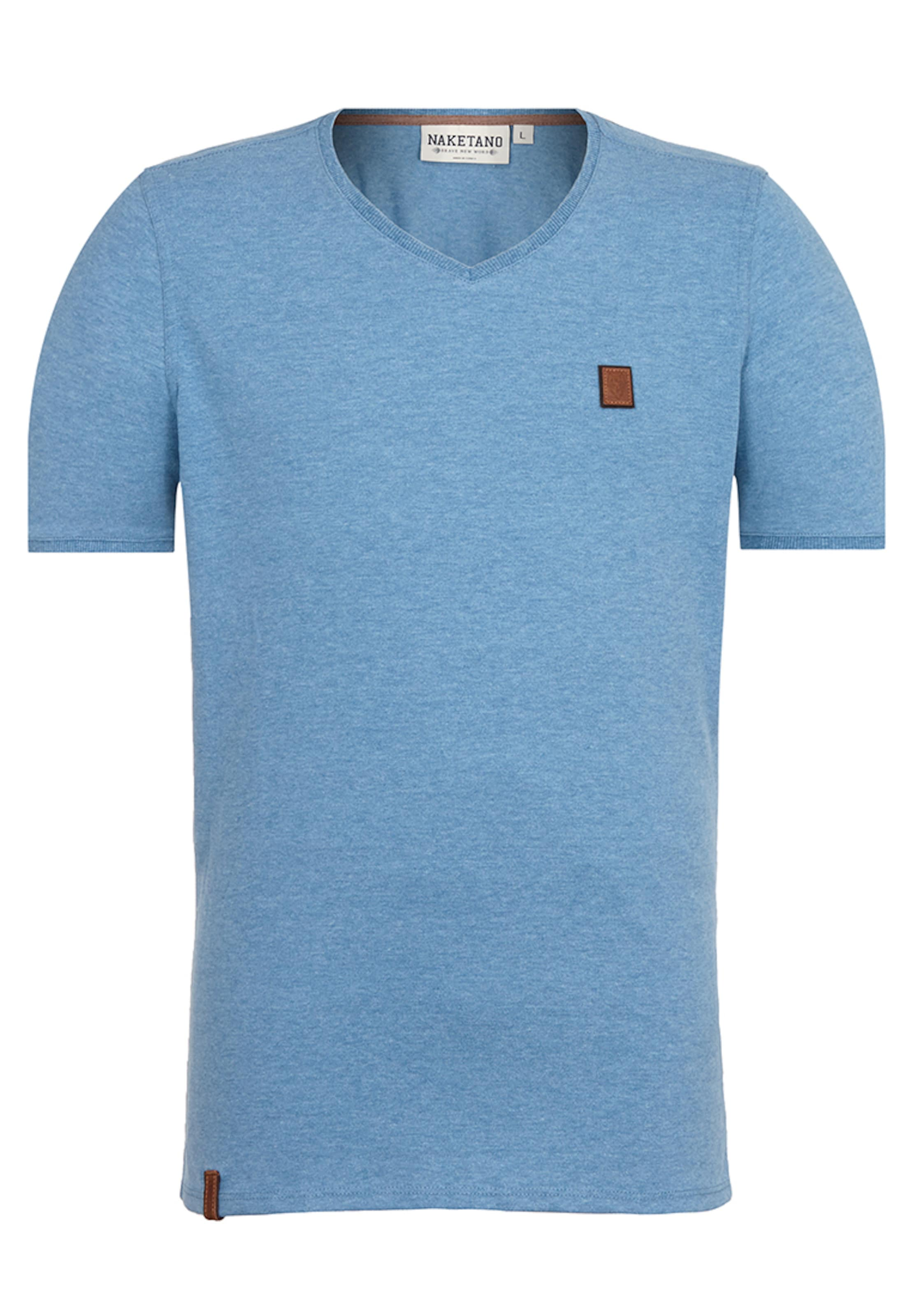 Freies Verschiffen Aus Deutschland Zu Verkaufen Sehr Billig naketano T-Shirt 'Gelinde gesagt IV' 0H3Yp