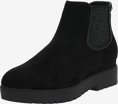 MTNG Chelsea boots 'ELDA' in de kleur Zwart, Productweergave