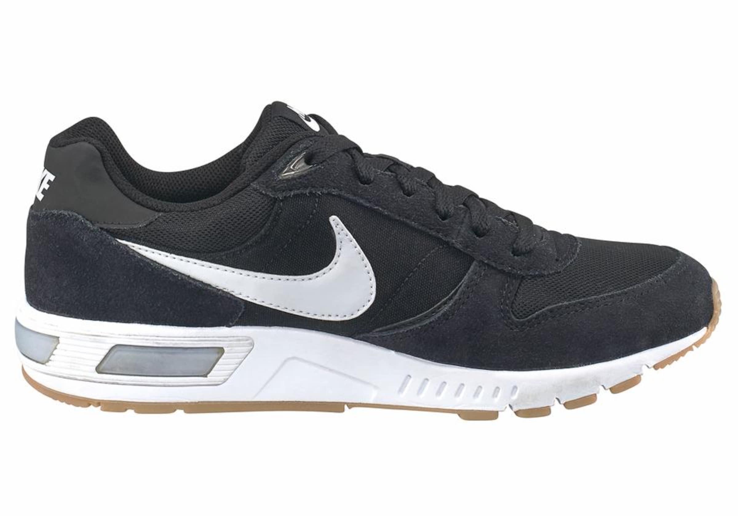 'nightgazer' In SchwarzWeiß Nike Sportswear Sneaker wONnk8X0P