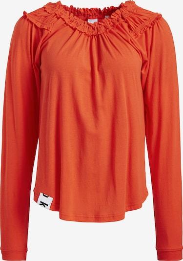 khujo Shirt 'Srala' in neonorange, Produktansicht